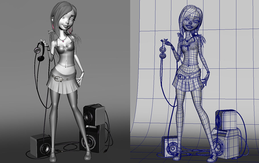 3D_papa_Making_Of_Black_Wires_19