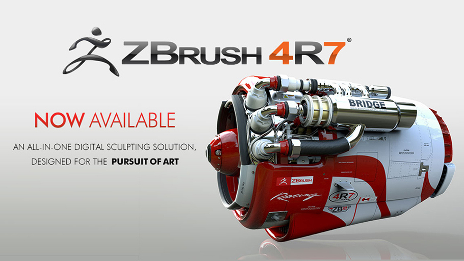 ZBrush-4R7-Released