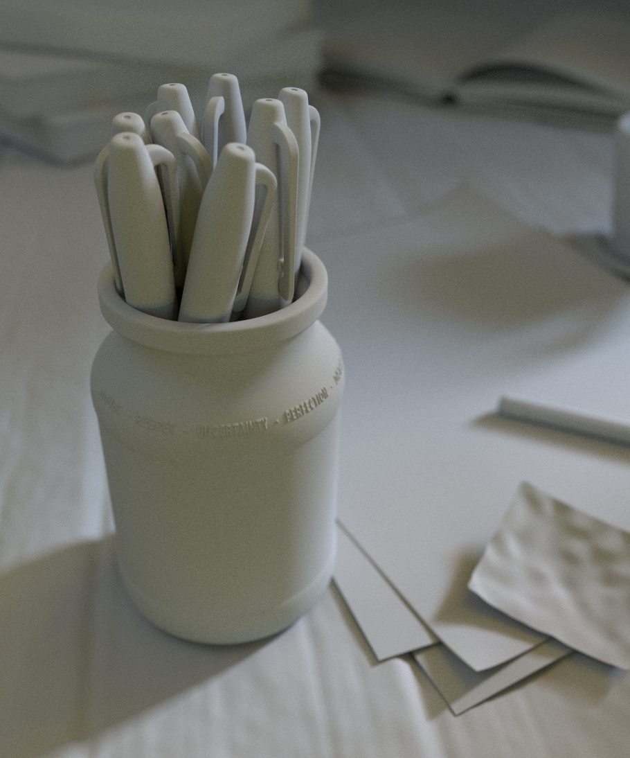 Empty_Clay_Render