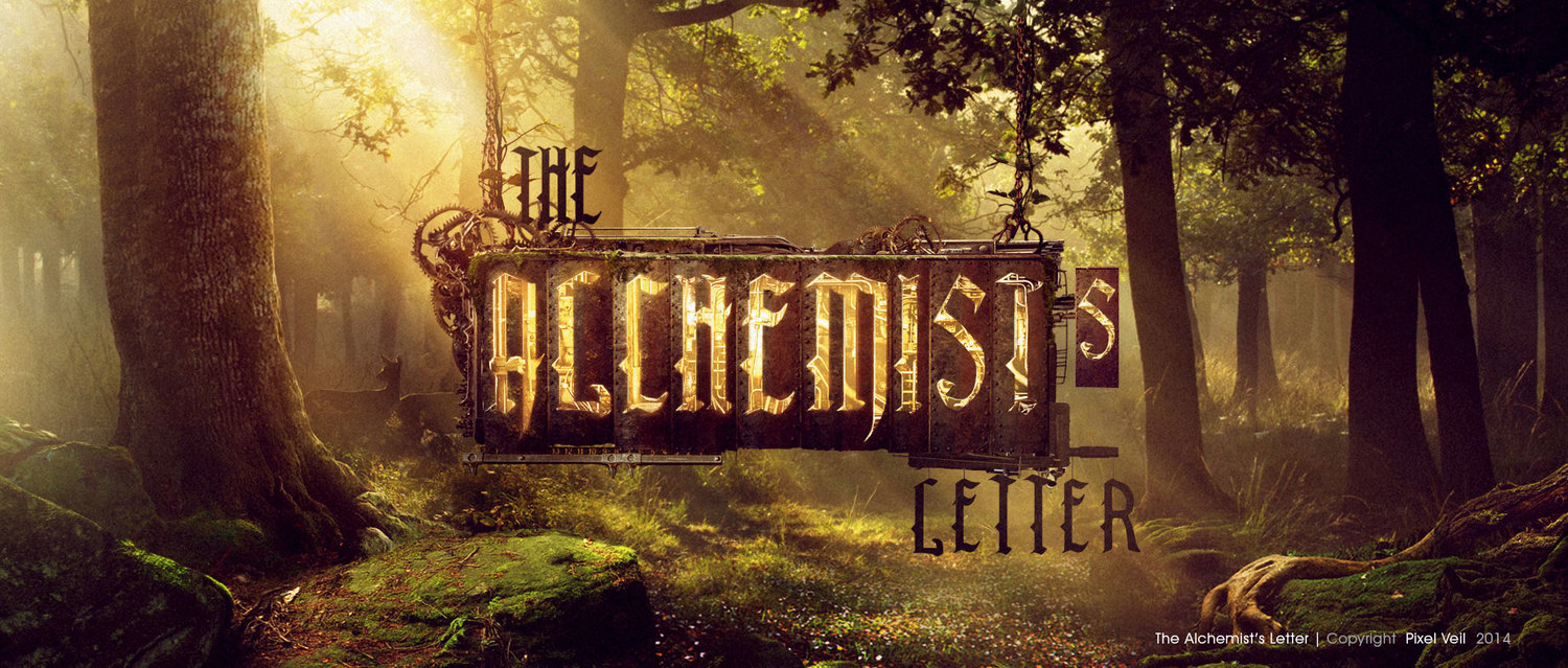 The Alchemist's Letter_0