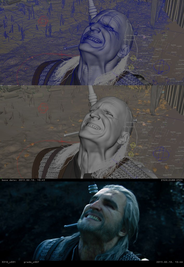 geralt-progression